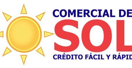 Logo Comercial del Sol