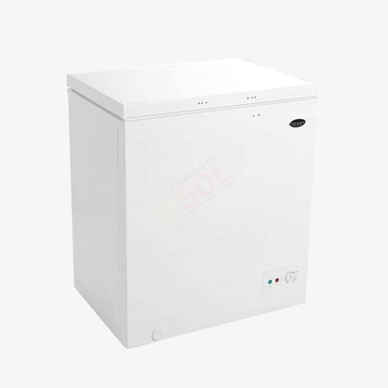 Freezer Nedoca de 5 p.c. TCH15000MD